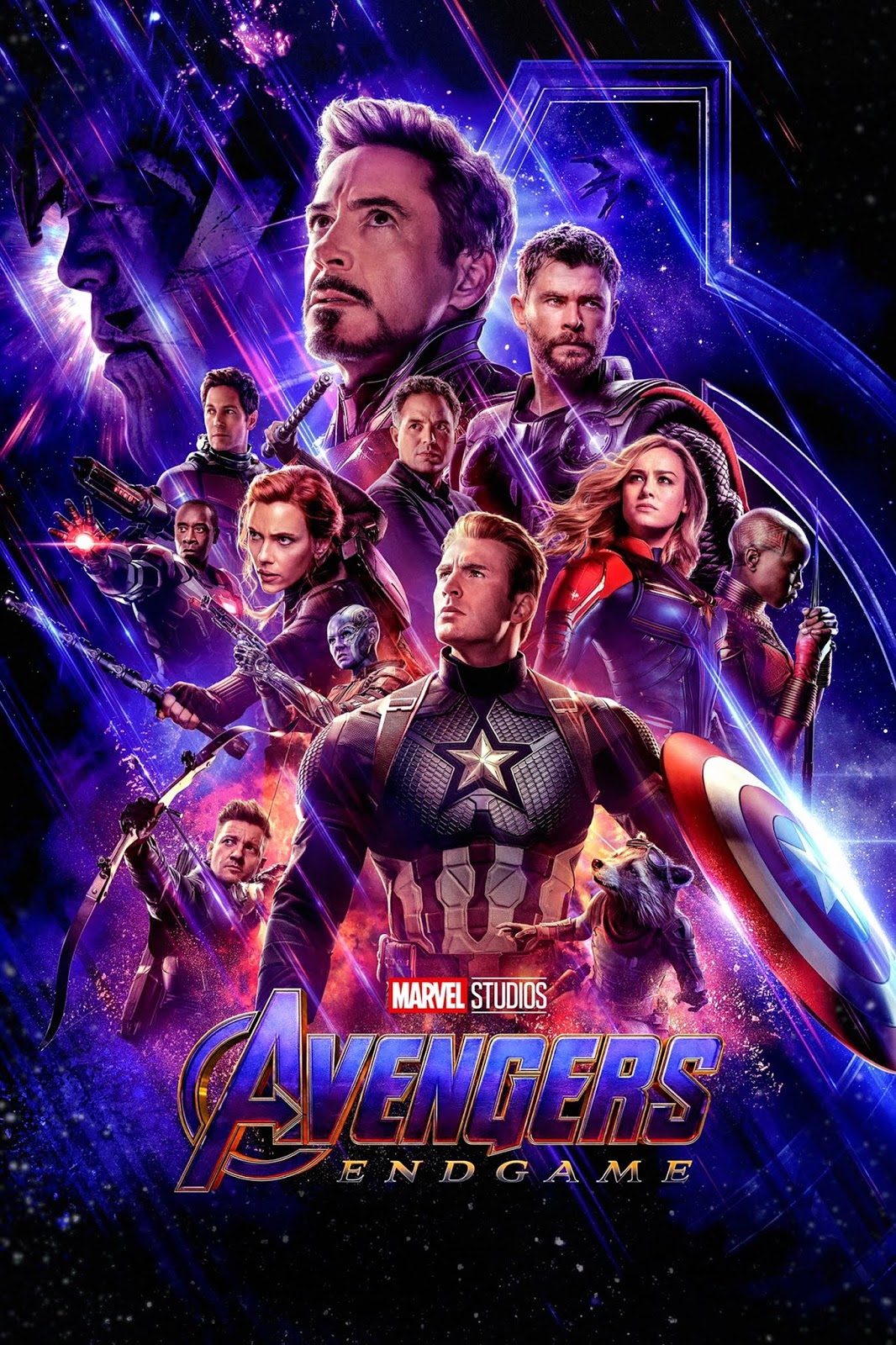 AVENGERS ENDGAME (2019) MOVIE TAMIL DUBBED HD (BDRIp)