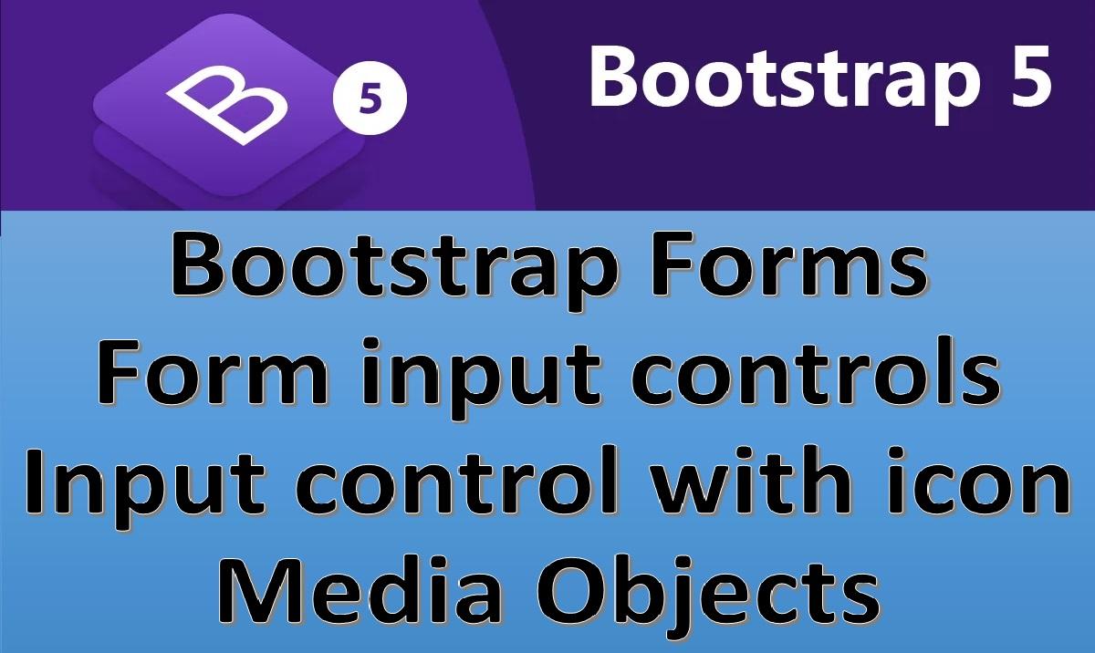 bootstrap form input checkbox radio button