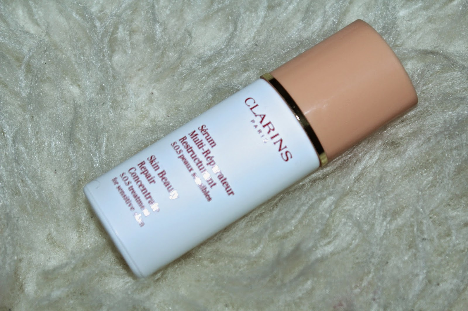 Skin Beauty Repair Concentrate - S.O.S Treatment for Sensitive Skin by Clarins #13