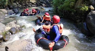 wahana river wahana sukabumi yang asik untuk dikunjungi
