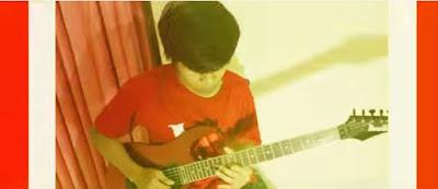 Lagu Hari Merdeka (17 Agustus 1945) Guitar Cover By Mr. Jom