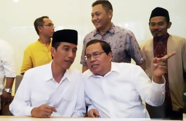 """Rizal Ramli Happy Dipecat dari Menteri, """"Jokowi Lemah atas Tekanan Taipan Reklamasi"""""""