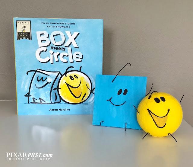 Box Meets Circle Custom Fan Art