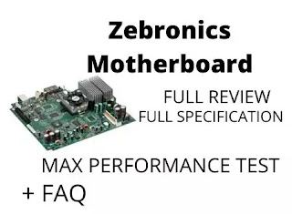 Zebronics G41 motherboard review
