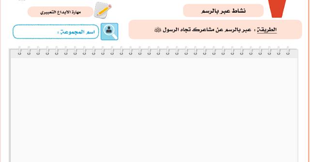 نشاط الدرس الحادي عشر تربية إسلامية للصف التاسع الفصل الثاني