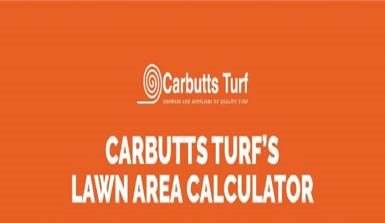 Lawn Area Calculator #Infographic