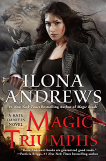 """Magic Triumphs"" - Saga Kate Daniels #10 - Ilona Andrews"