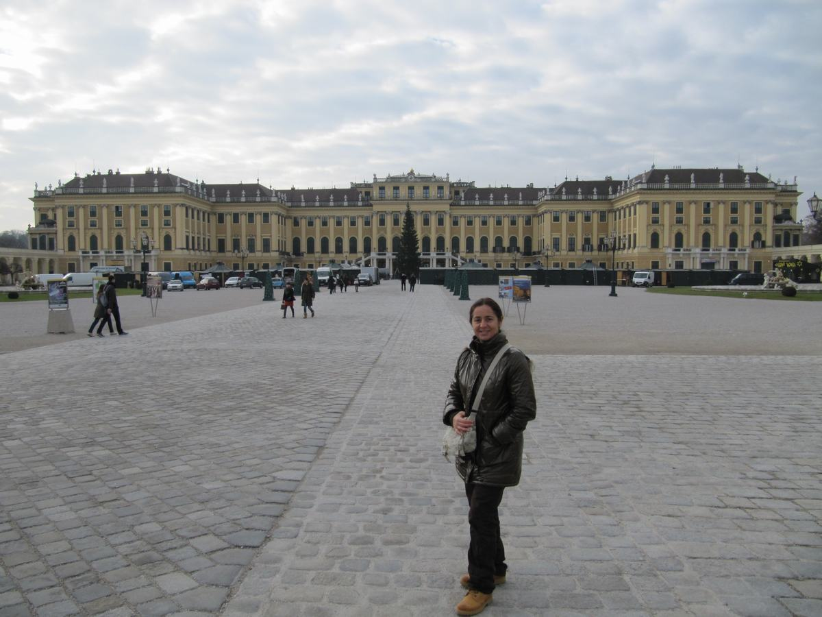 palacio de Schonbrunn, palacios de Viena