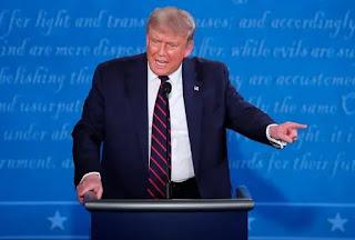 Trump advierte de «fraude electoral» y asegura que cuenta con el Supremo
