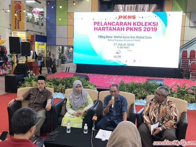 PKNS Property Exhibition Series 2/2019, PKNS 55th Anniversary, PKNS Housing, PKNS affordable Home, Atria Lagenda, PKNS Shah Alam Complex, Home, lifestyle