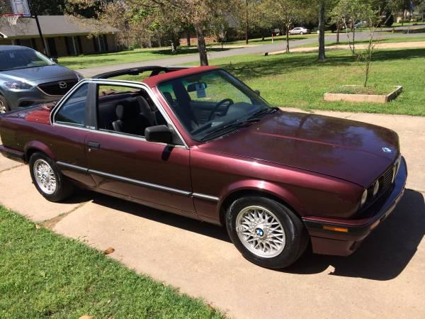 timeless design 2d7e3 e59b7 Baurspotting: Louisiana: 1984 BMW 323i Baur TC For Sale - $6500