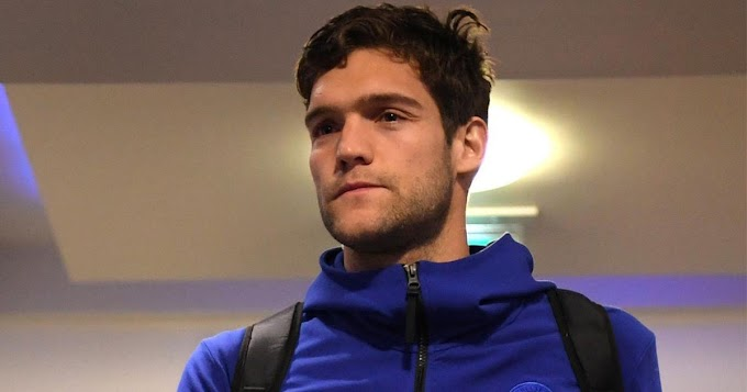 Chelsea star Marcos Alonso still hopeful of Inter move after getting dressing down from Frank Lampard