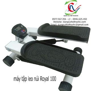 Máy tập leo núi Royal 100 giá rẻ
