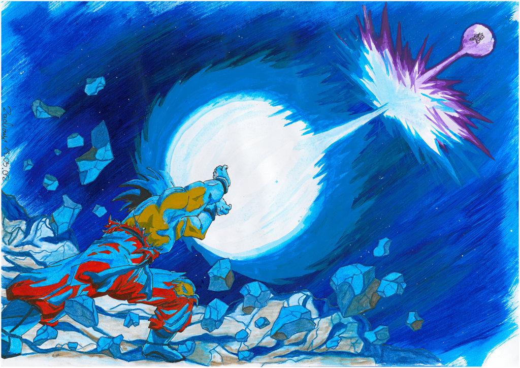 Insomnio Lunar: Top 3 Manga: Batallas De Dragon Ball (Goku
