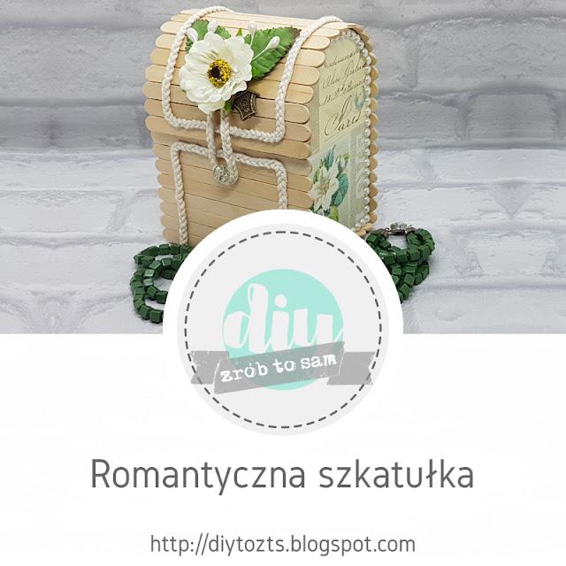 Romantyczna szkatułka