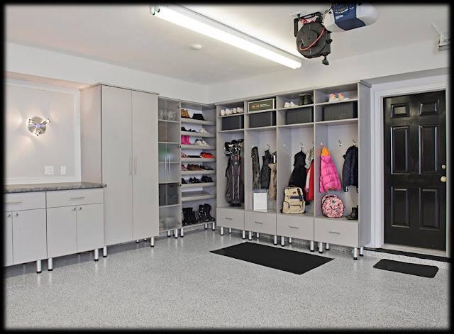 garaje remodelado