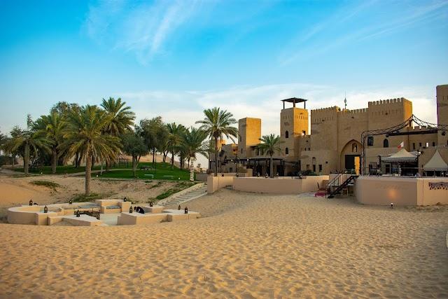 Bab Al Shams Resort Al Qudra Desert
