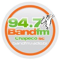 Rádio Band FM 94,7 de Chapecó SC