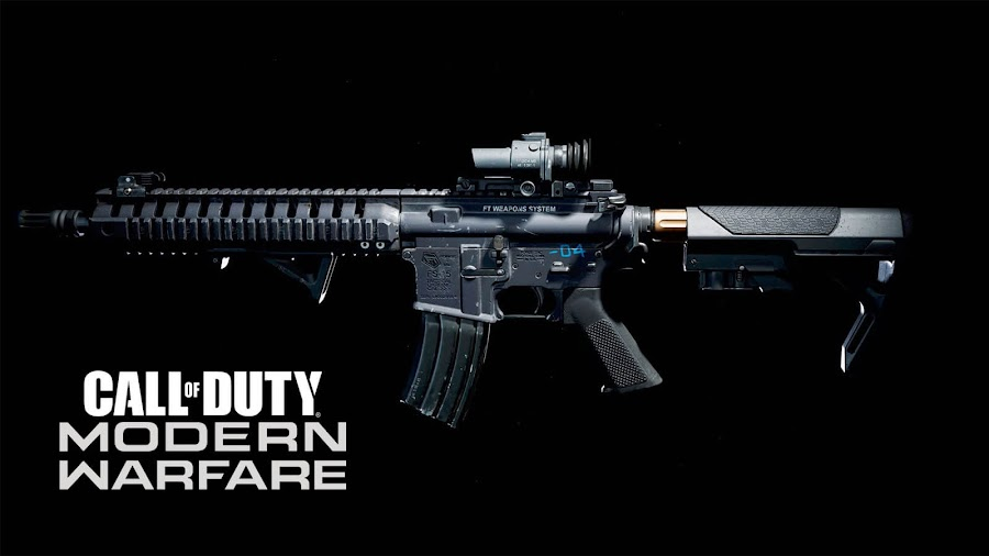 call of duty modern warfare gunsmith system infinity ward activision pc ps4 xb1
