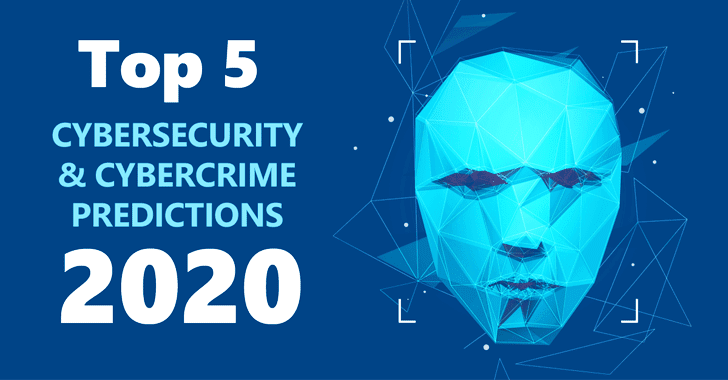 2020 Home Run Projections.Top 5 Cybersecurity And Cybercrime Predictions For 2020
