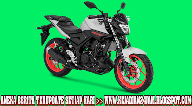 Motor Yamaha MT-25 Terbaru Siap Serang Pasar Naked Sport 250cc