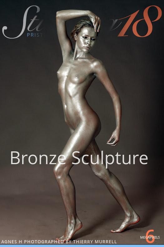 [Stunning18] Agnes H - Bronze Sculpture 2027446001