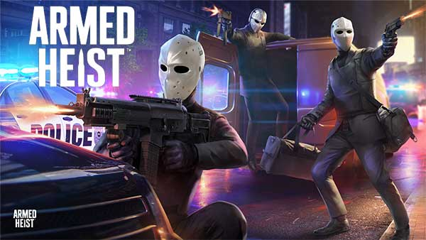 Download Armed Heist MOD APK Android 1 1 21  - Android