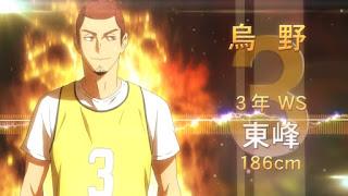Hellominju.com : ハイキュー !! アニメ 4期 烏野高校3年 『東峰旭 (CV: 細谷佳正)』   Asahi Azumane    Haikyū!! Karasuno High   Hello Anime !
