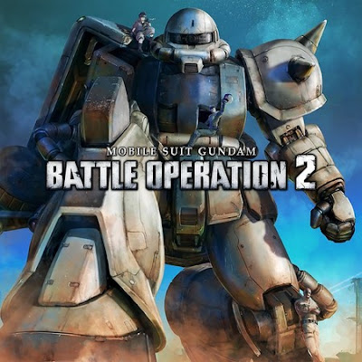 Mobile Suit Gundam Battle Operation 2.