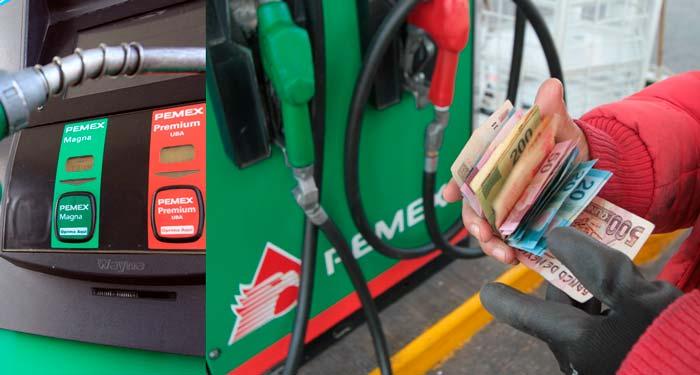 Autos y gasolina