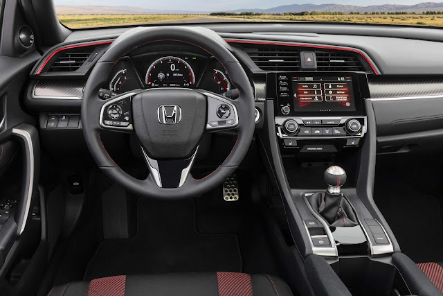 Honda Civic Si Sedan 2020