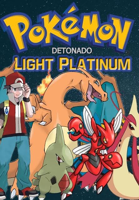 Detonado de Pokémon Ligth Platinum