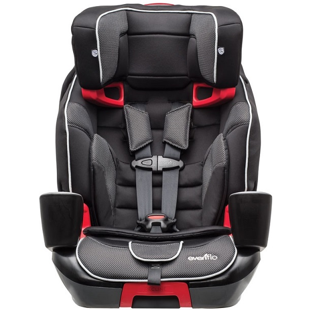 Evenflo child seat recalled