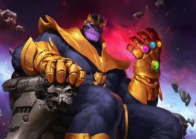 Quien es Thanos y cual es su origen
