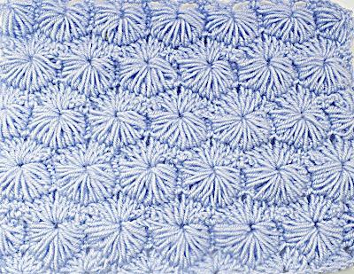 2 - Majovel Crochet y ganchillo Imagen puntada para mantas y cobijas