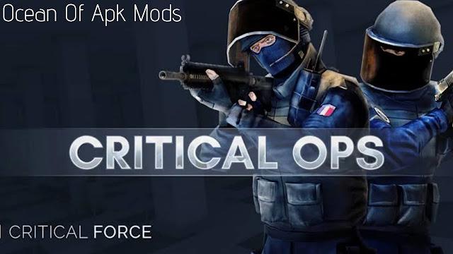 Critical Ops Loading Screen #4