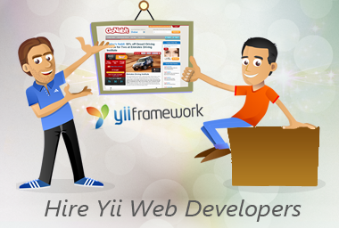 Hire Yii Web Developers