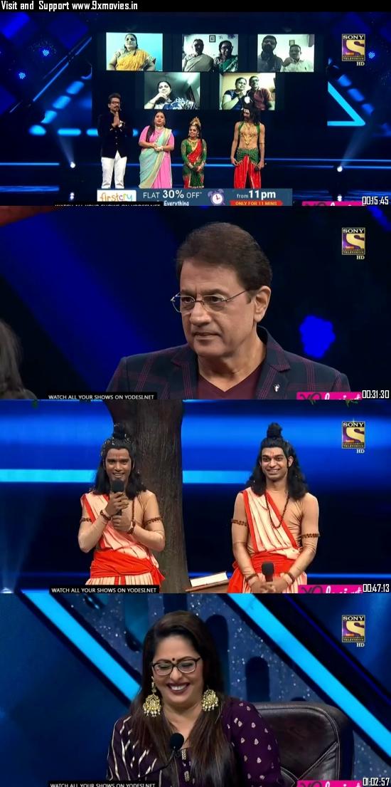 Indias Best Dancer 19 September 2020 HDTV 480p 300MB