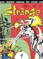 Strange n° 1