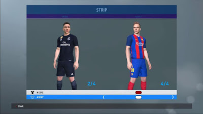 PES 2017 PTE 6.5.4 Update 3 Season 2019 by BSW MOD Tattoomaker