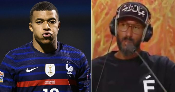 Anelka discusses Mbappe's best position: He is not a No. 9