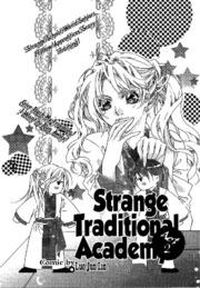 Strange Traditional Academy Manga