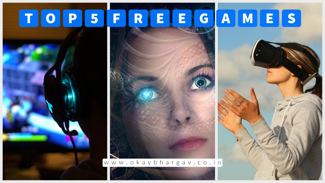 Top 5 Games in India You Should to play | Free Available on Play Store