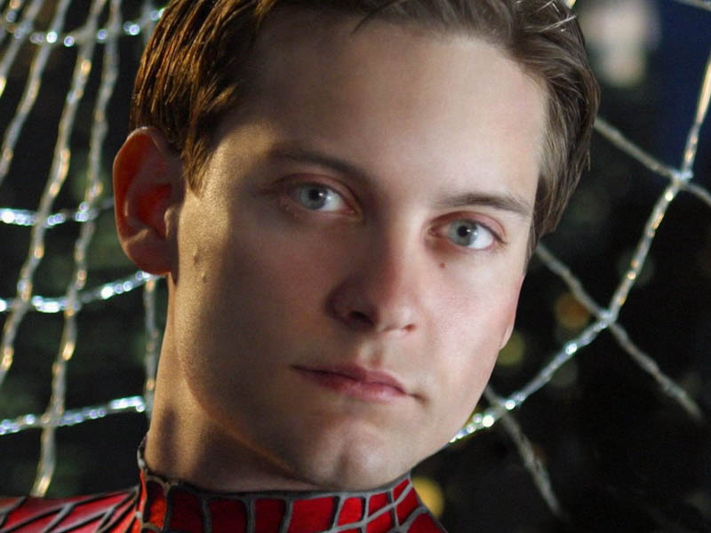 tobey maguire hot nudo