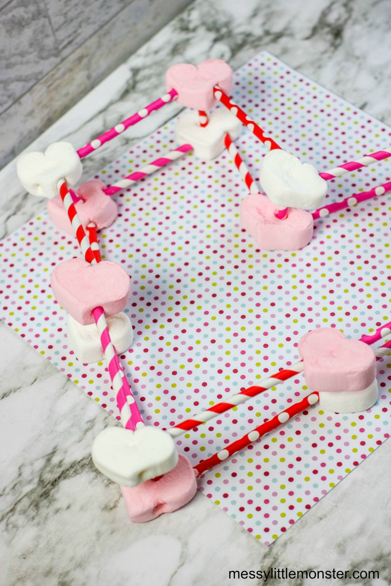 marshmallow structures