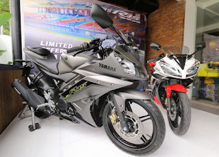 Yamaha Luncurkan YZF-R15 Terbaru 2016