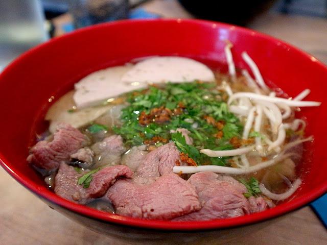Yummy by Cook'n Asia, le restaurant asiatique amiénois, propose de délicieux phô.