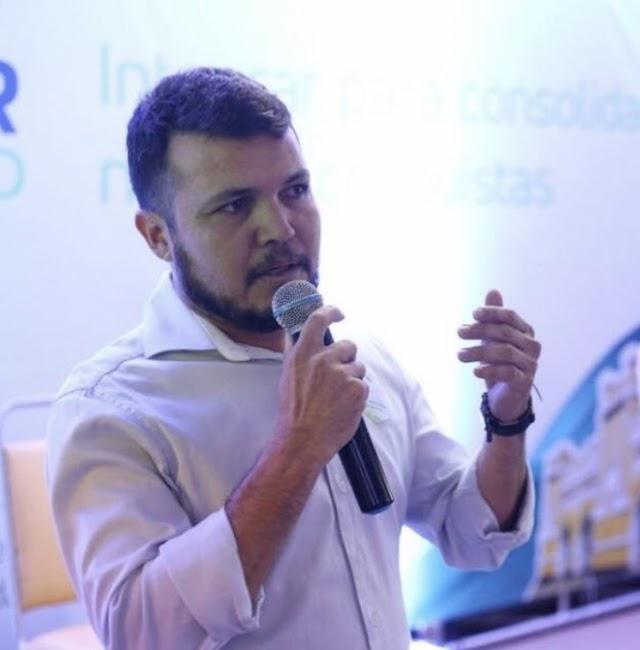 Urgente! Lamar Lima deixa  a Secretaria de Esporte e Juventude do Crato