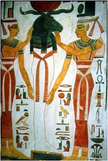 Ancient Egyptian Color
