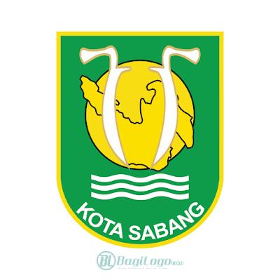 Kota Sabang Logo Vector